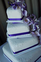 Wedding cake by applepiewithcheese