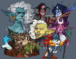 365 Character Challenge: week 2 by saltmatey