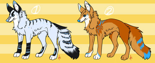 [Adoptabels] Make a offer by Snow--Chan