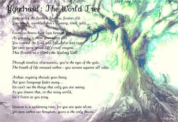 Yggdrasil: The World Tree by Bethybops
