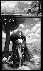 Demo Comic Page by Beowulf-Kennedy