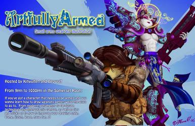Artfully Armed by Beowulf-Kennedy