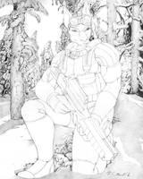 Splinter Cell'd by Beowulf-Kennedy