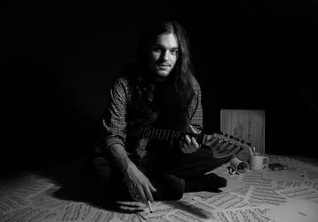 Frusciante's lover by illegalpoet