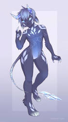 [P] Ice Demon by Andreia-Chan