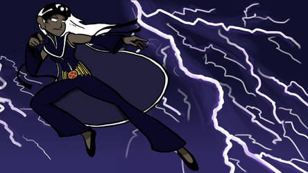 Redesign: Storm by SergeXIII