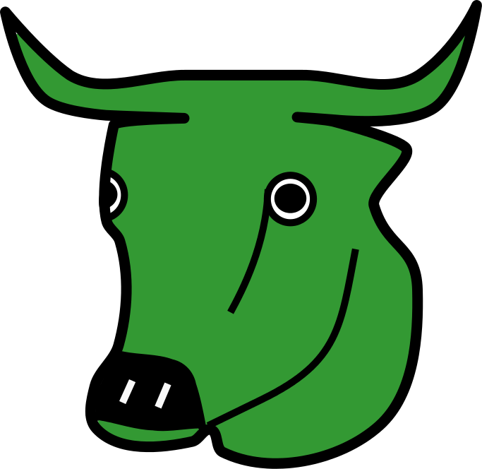 Angerer Bulls 1946 Logo by TGArtworks