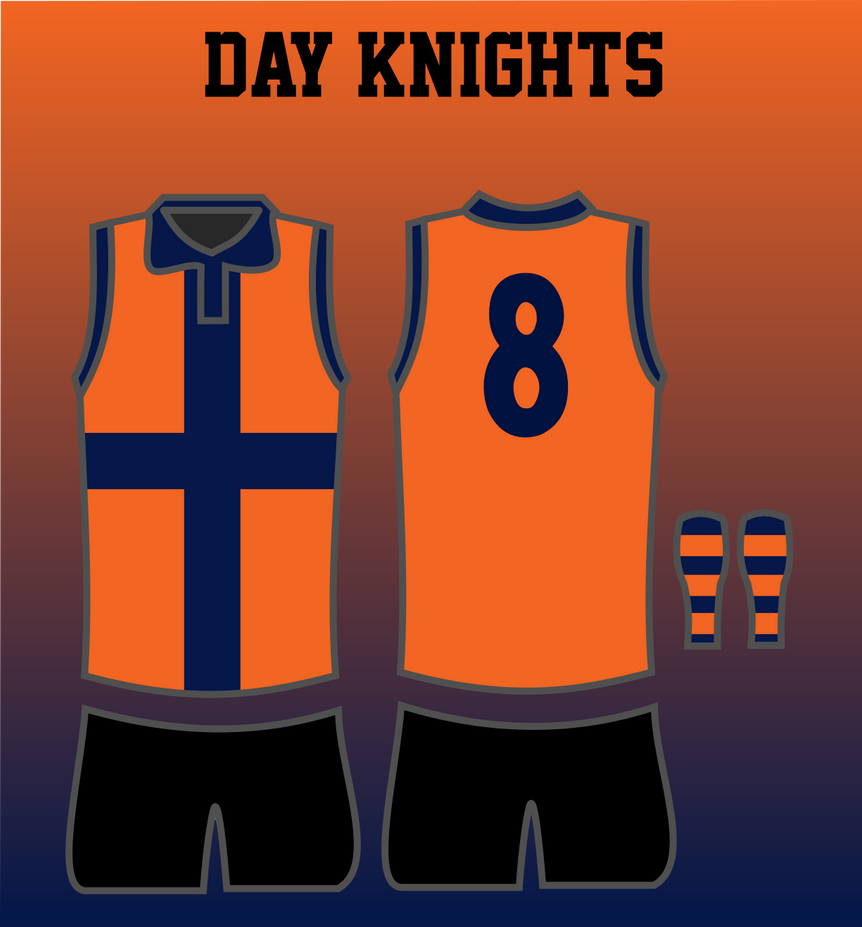 Day Knights 1946 Jumper by TGArtworks