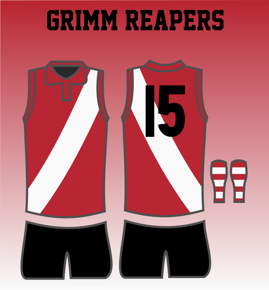 Grimm Reapers 1946 Jumper by TGArtworks
