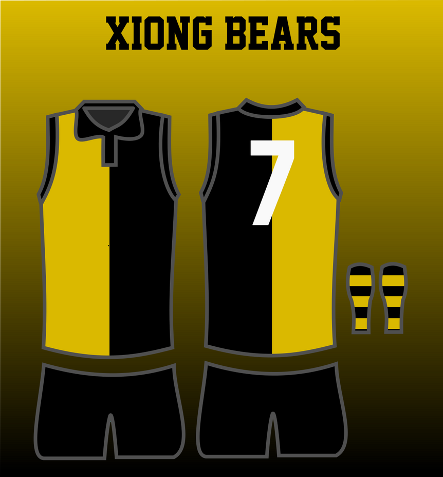 Xiong Bears 1946 Jumper by TGArtworks