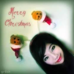 merry christmas by gr8sh