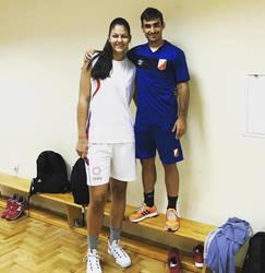 204cm Jelena and 175cm Milan by zaratustraelsabio