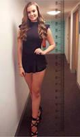 6ft Olivia + 4in heels by zaratustraelsabio