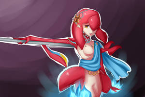 Mipha by MewHipster