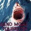 Send More Tourists by JarethKing