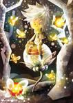 ten million fireflies by papercaptain