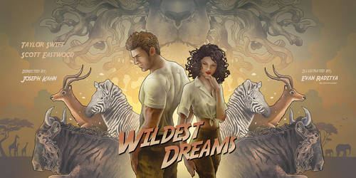 Wildest Dreams by papercaptain