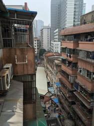 Guangzhou Cityscape by dhmanga186