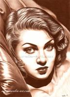 Lana Turner by aurelia-acc