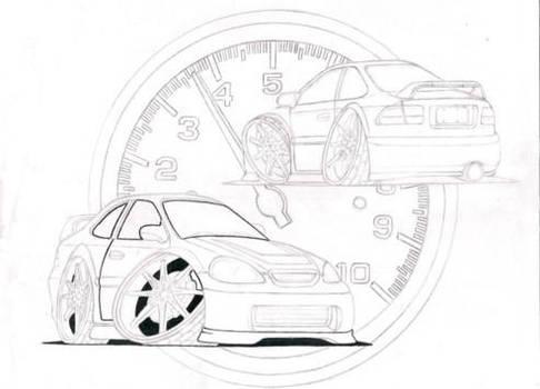 240sx Car