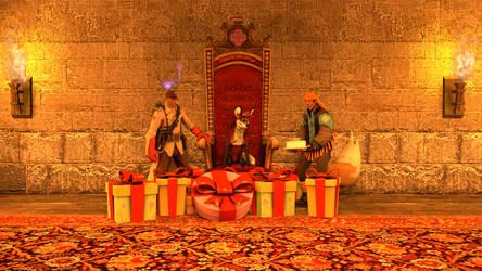 Gift for Pharaonenfuchs by eryk276