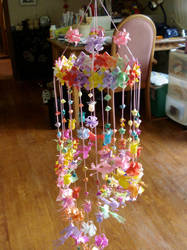 Ribbon Mobile by Umeix