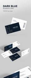 Corporate Identity - Dark Blue by AmOrT-Dev