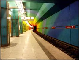 munich underground no. 3 by herbstkind