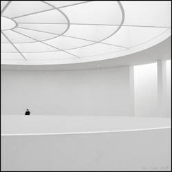 black dot - square by herbstkind