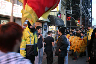 Chinese New Year Celebrations Manchester 2014 by angelface888