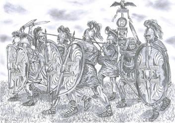 The 13th Legion by Saint-Jan