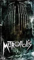 Raining in Metropolis by LeeShackleton