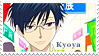 Kyoya Stamp by CatherineHH
