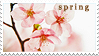 Spring Stamp by CatherineHH