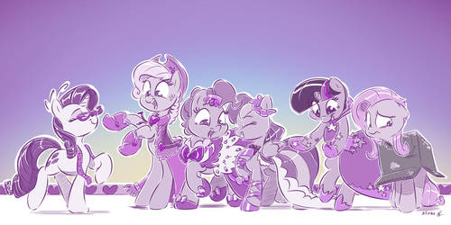 Suited for Success by Dilarus