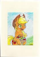 Applejack - gift card by Dilarus