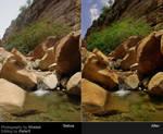 Editing Landscapes by OmarAziz