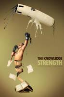 The Knowledge Strength by OmarAziz