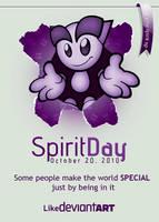 SpiritDay ID by OmarAziz