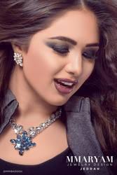M jewelry design by OmarAziz