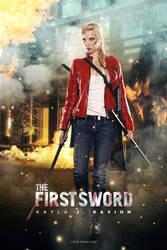 The First  Sword by OmarAziz