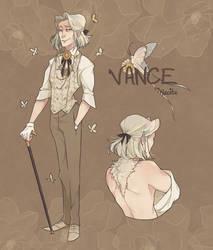 [OC] Vance - Bio Update by Kleoite