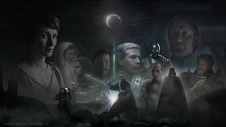Rogue One by dan-zhbanov