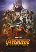 Avengers: Infinity War by dan-zhbanov