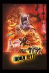 Boba Fett (A Star Wars Story) by dan-zhbanov