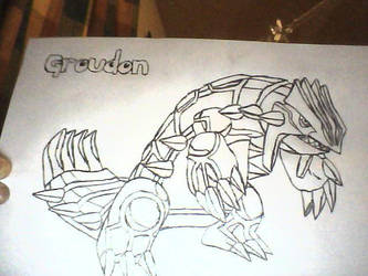 groudon by jack9730