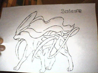 suicune by jack9730