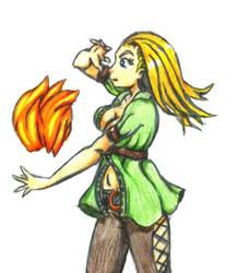 Pyromancer by Miss-Strawberrii