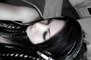 Headphones 2 by TwiggXstock