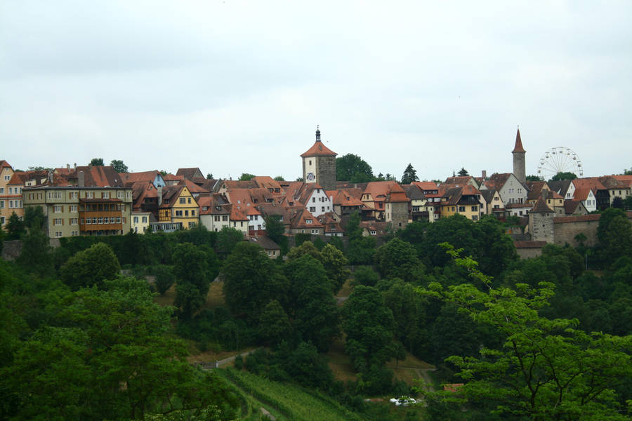 Rothenburg by TwiggXstock
